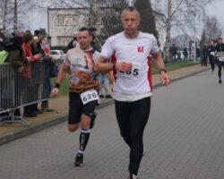 Tomasz Opuchlik - finisz