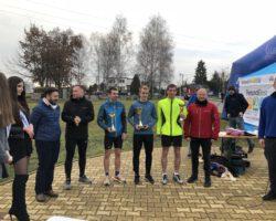 Zwycięzca na 10km - Tomasz Janusz